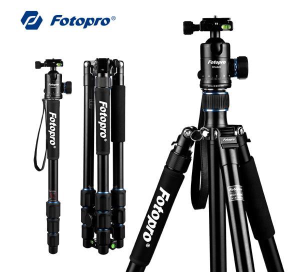 富图宝(Fotopro) MGC-684N++FPH62Q 专业单反相机脚架