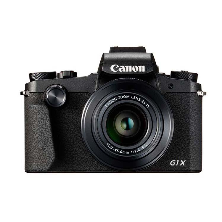 佳能(Canon)PowerShot G1X Mark III 数码相机