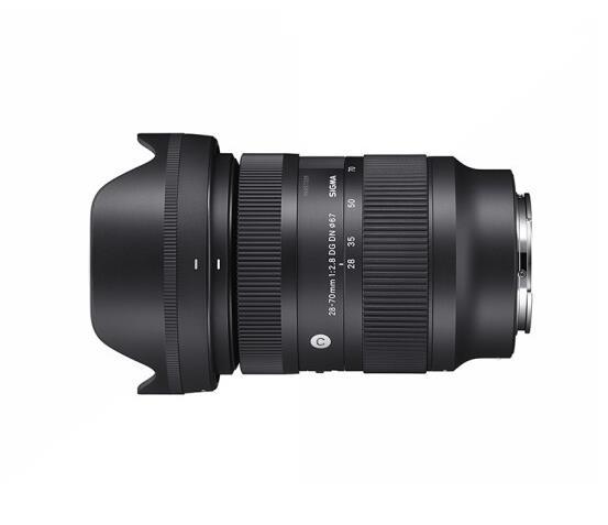 适马(SIGMA)28-70mm F2.8 DG DN|Contemporary 全画幅微单 恒定大光圈标准变焦镜头 (索尼口)