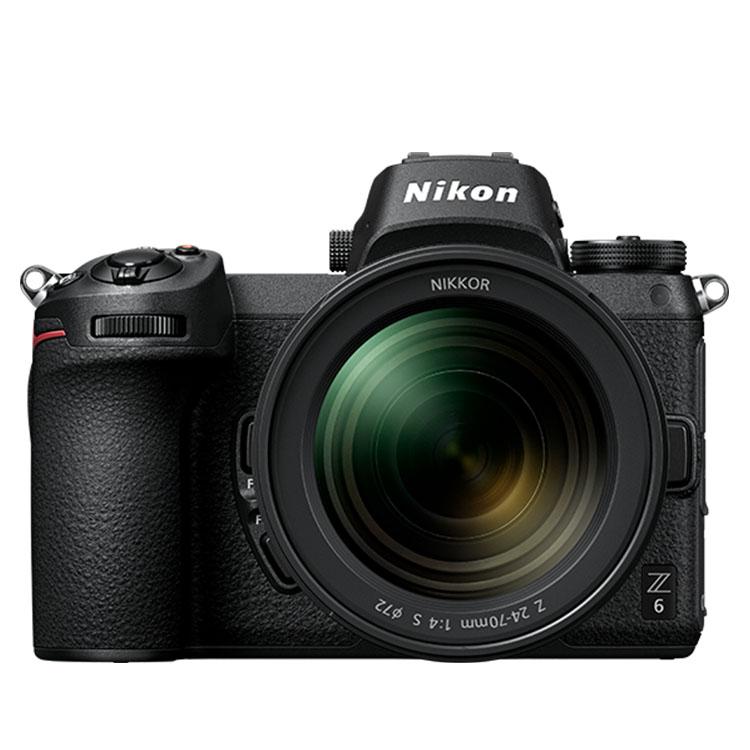 尼康(Nikon)Z 6机身 +FTZ转接环 全画幅 微单相机 数码相机 Z6