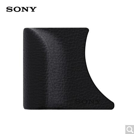 索尼(SONY)AG-R2防滑手柄/皮贴(适用于黑卡RX100M6/5A/5/4/3/2/1系列)增强持握感