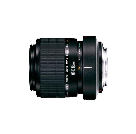 佳能(Canon)5D Mark Iv/5D2/5D3/6D/6D2/1DX2适用全画幅EF卡口镜头 MP-E 65mm f2.8 1-5X微距摄影镜头
