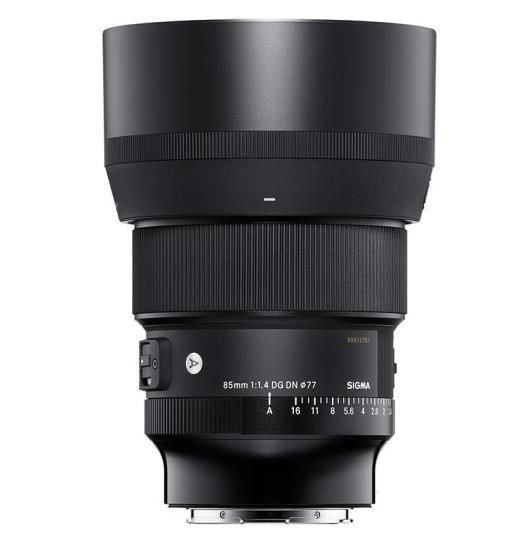 适马(SIGMA)Art 85mm F1.4 DG DN 全画幅微单 大光圈定焦镜头 人像肖像特写(索尼E卡口)